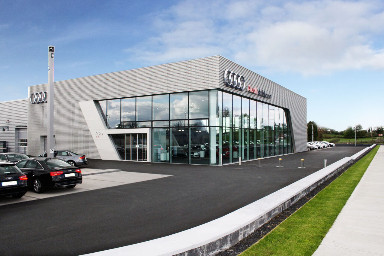 EMD Architects Audi Athlone